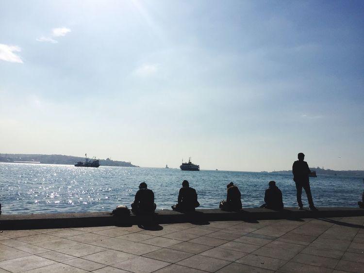 Sea Sky Istanbul
