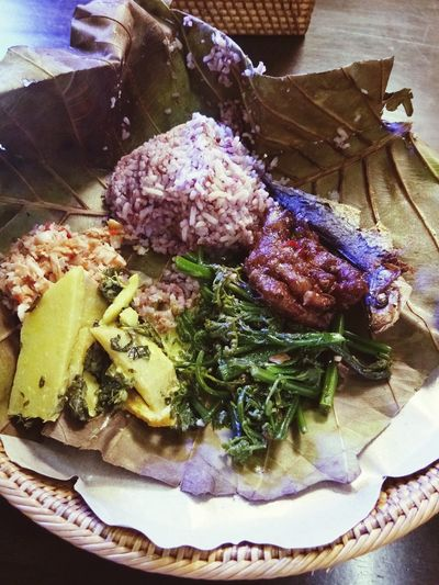 Local food of Borneo Local Delicacies Sabahan Local Food Blogger Lifestyles EyeEm Selects Healthy Eating Borneo Landbelowthewind EyeEmNewHere Close-up Food And Drink