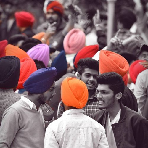 """""""My Turban is my Grace and pride This is my Life, may it never ever be stained"""" Turban We_punjabi Gagans_photography 23feb2015 Turban Awareness Day Turbanday"""