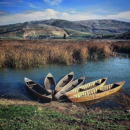 No People Nautical Vessel Nature Beauty In Nature Lake Travel Destinations Water HatayTurkey Kirikhan Sınır Mountain Outdoors Day