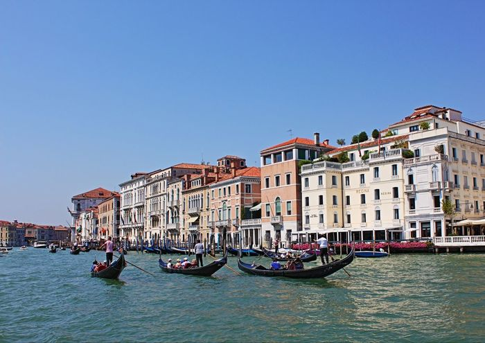 Capture The Moment Venice, Italy Venezia Italy Grand Canal Gondola Seeing The Sights