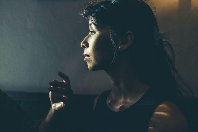 FujiX100T Mirorless Bestcamera Portrait Naturallight Splittoning