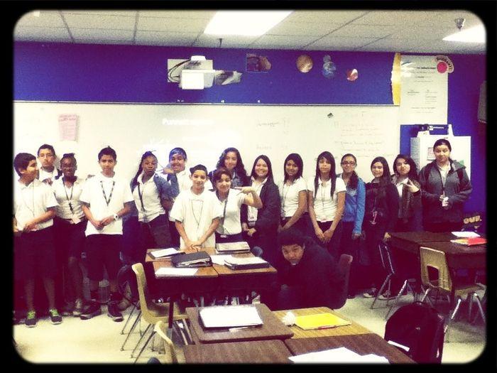 My 2 Period Class