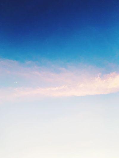 Sky Beauty In