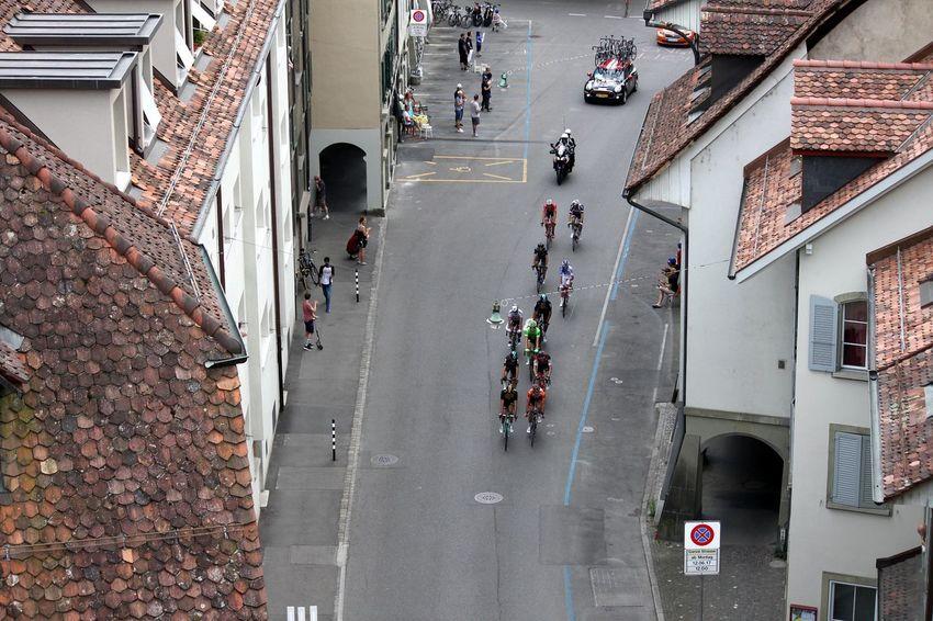 Tour De Suisse Bern, Switzerland Switzerland HJB Tourist Destination Outdoors Street Bicycle Cycling Sport City Sport Event Day
