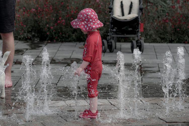 Children Water