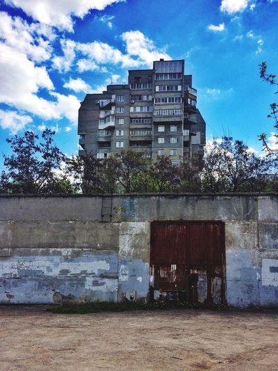 Проект « Замок Иф » | Рязань Дашково-Песочня архитектура Architecture Built Structure Building Exterior No People Streetphotography Streetphoto Russia Ryazan'