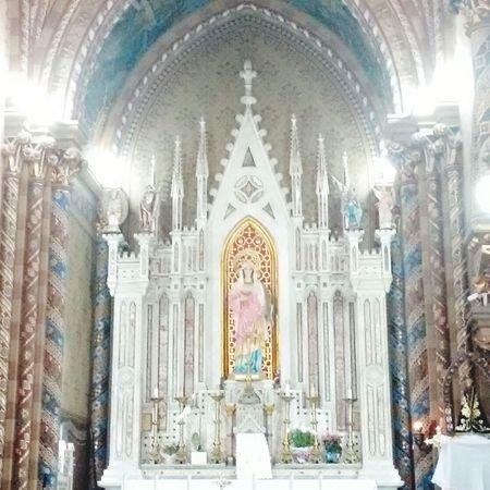 Pastel Power Arte Sacra Beautiful Shinning Church - Igrejacatolica Catholic Church Altar Shinning Bright Arquitetura Igrejas Saopaulocity Brazil