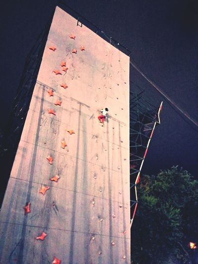 """ night climber :) Wallclimbers Panjat Dinding Night Climber Climber Junior Climber Climbing"