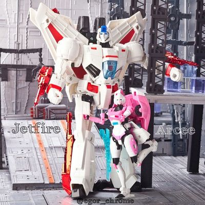 Arcee & Jetfire Arcee Jetfire Transformers If anyone wants, buy my photos! 1 dollar - 1 big photo 5616 x 3744 px. 10 dollar - 100 big photo You can buy any of the old photos in my tape in Instagram. I accept payments through PayPal ;) Write me on email: 3887432@gmail.com