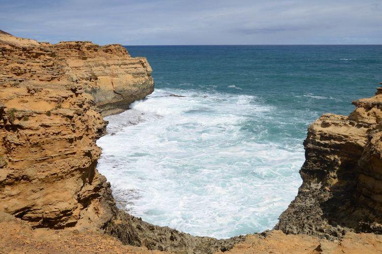 Great Ocean Road, Australia Australia Australia & Travel Australian Landscape Beauty In Nature Coastline Great Ocean Road Greatoceanroad Greatoceanroadtrip Ocean Ocean View Rock Formation Scenics Sea