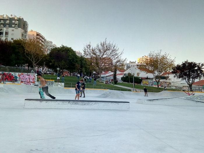 Portugal Almada Skatepark Skateboarding Urban Urbanstyle Urbanlife Kids Childhood Love