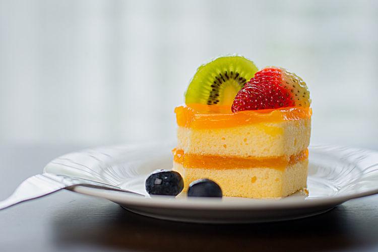 Orange cake is