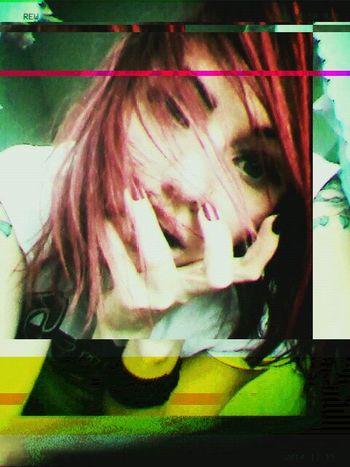 gltch First Eyeem Photo Codeine Alien Its Me