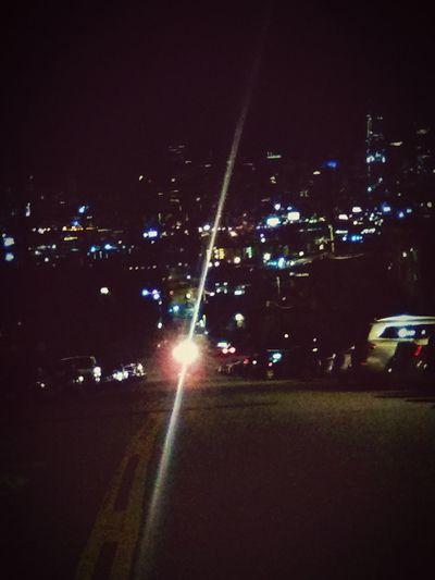 Frisco lights at midnight City Lights San Francisco Sky Scape Midnight Illuminated Nightlife Astronomy Light Beam Popular Music Concert City Sky Light Trail Long Exposure Tail Light Vehicle Light Entertainment High Street Sparks Headlight Traffic Elevated Road #FREIHEITBERLIN EyeEmNewHere