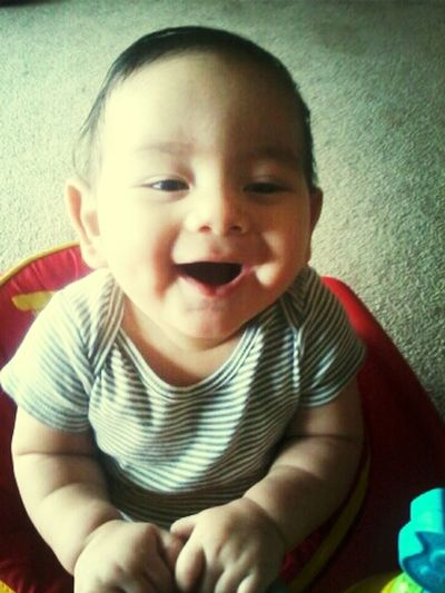My other baby from a diff. Mother ;-) love u chulo
