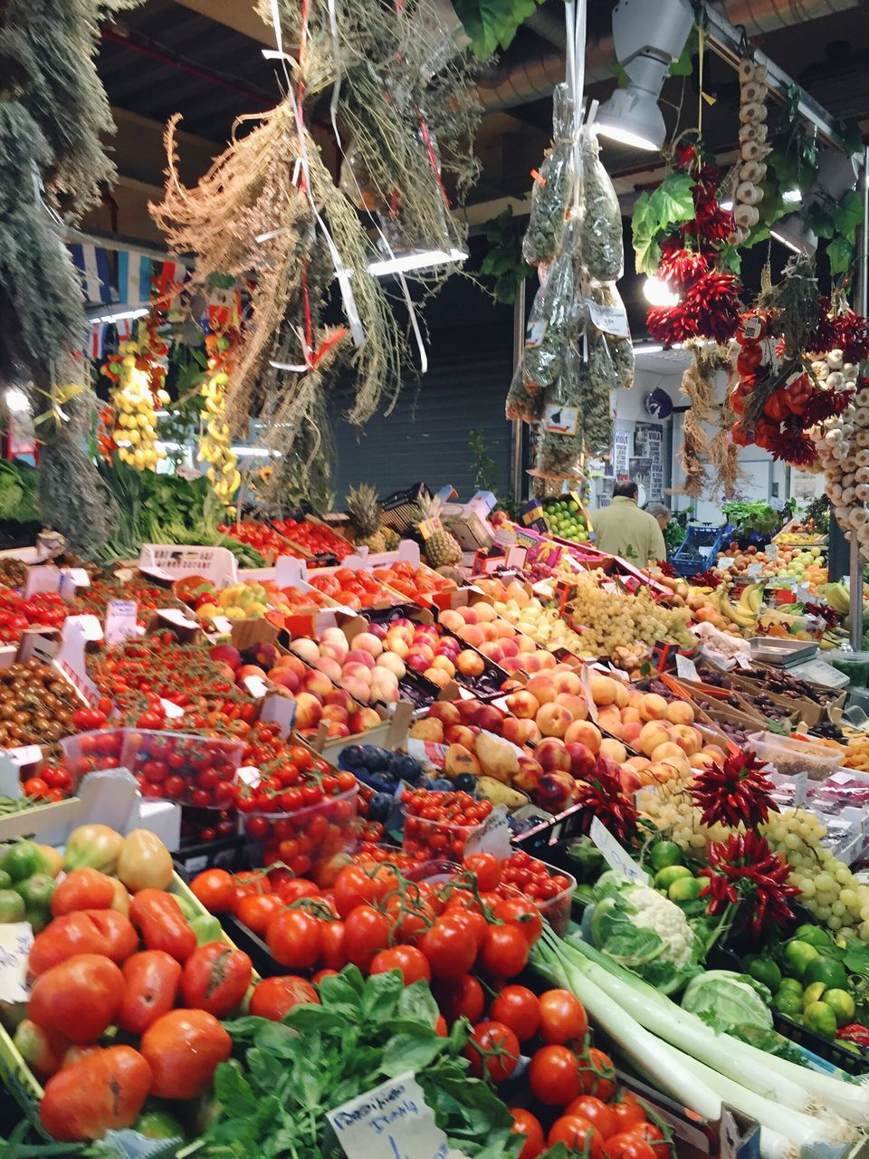 food, food and drink, choice, abundance, retail, variation, for sale, vegetable, market stall, freshness, market, large group of objects, healthy eating, fruit, tomato, no people, outdoors, small business, day, close-up