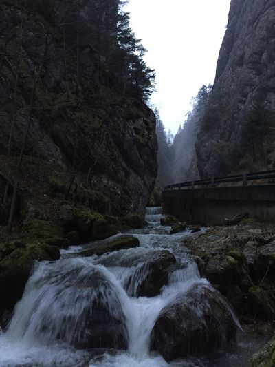 Road to nowhere Waterfall Scenics Nature Beauty In Nature No People Tranquil Scene Water Mountain Forest