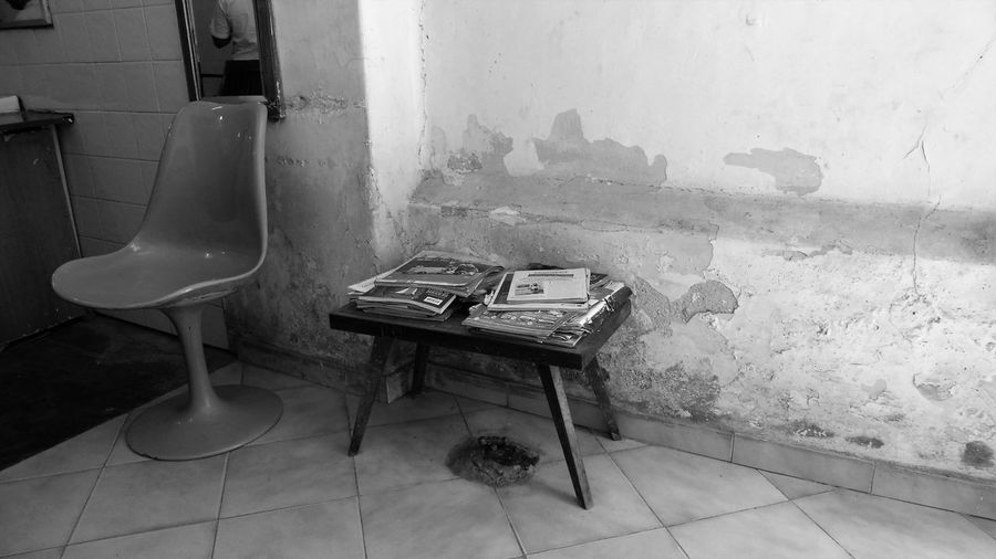 Sri Lanka Abandoned Domestic Room Indoors  No People Old-fashioned Wall - Building Feature