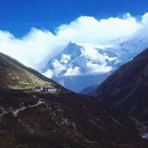 Entrevolcanes🇪🇨 Ecuador Potencia Turística Mountain Tranquil Scene Scenics Mountain Range Tranquility Sky Beauty In Nature Non-urban Scene Nature Cloud Cloud - Sky Majestic Outdoors Day Tourism Valley Blue Physical Geography Geology Remote Fincaruiseńor 🇪🇨