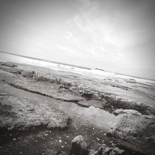 Praia de Cascais Praia_preto_e_branco First Eyeem Photo