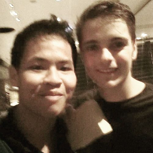 i still miss the moment with @martingarrix ! Martingarrix Zaapparty SangSom Fullmoonpartyliveinbangkok