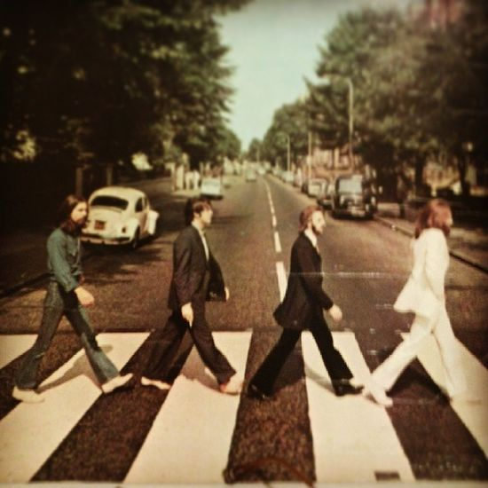 LP Music Rock Thebeatles Beatles Legends Lennon Starr McCartney Harrison Love Abbeyroad Theend Cover