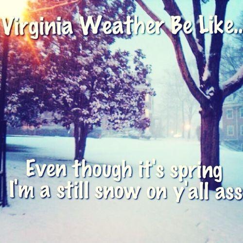 Virginia Weather