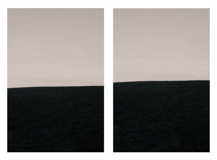 Art Collage Czech Republic Desaturated Landscape Nature No People Sky