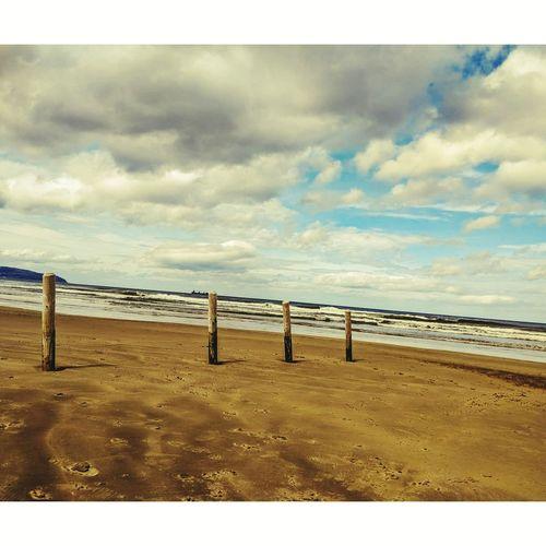 A beach 🏖