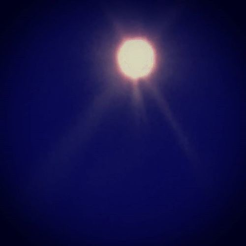 Moon Moonlight Nightcolors Nightlights Night Bluesky Luna Eyeofthesky ...... Puglia Taranto .....