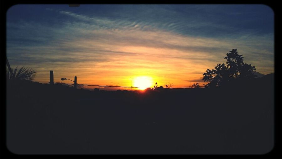 Sun Sunrise Sky