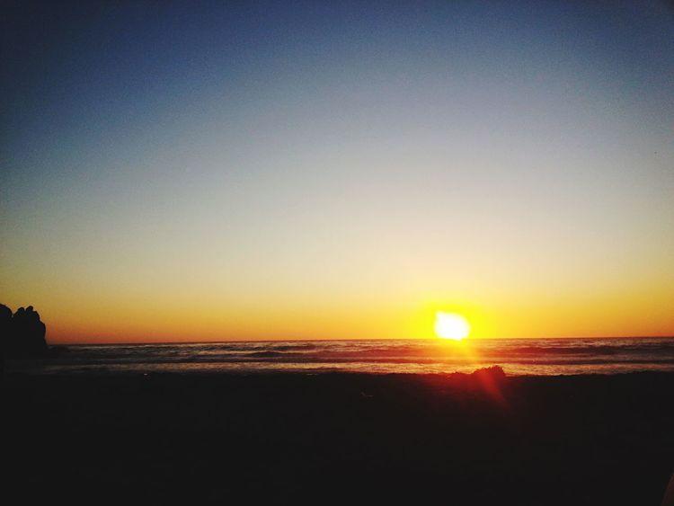 Big Sur Beach Bigsur Nature Water Sunset Beauty