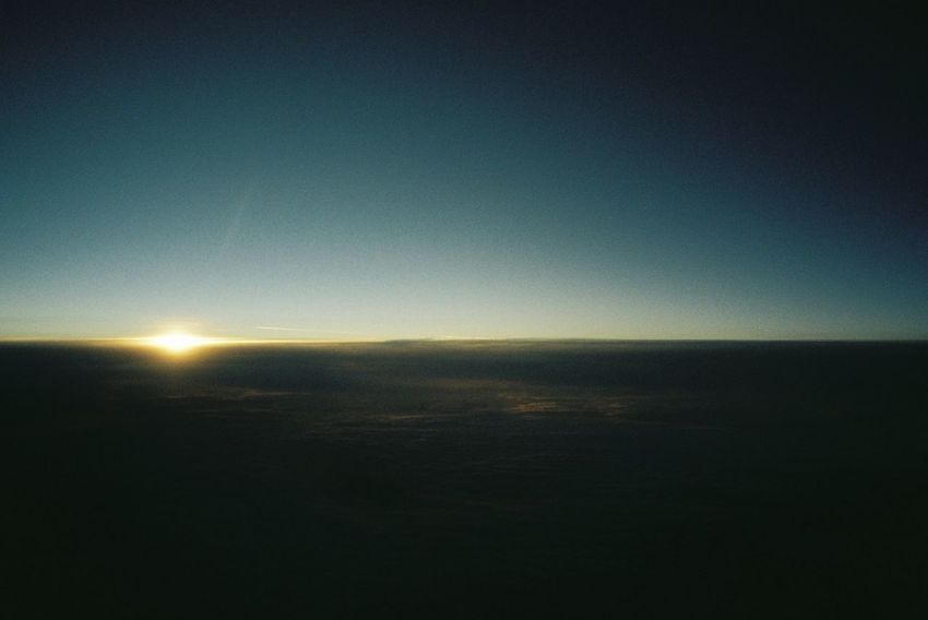 New day. Sunrise Sun Rise Explore Travel Analogue Photography Filmisnotdead 35mm Film Film Photography Flight