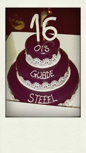 Asdfghjkl Amazing Birthdaycake :O ©Paulina
