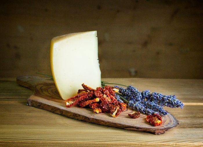 Cheese, dried
