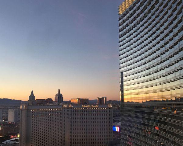 Urban Geometry Abstractarchitecture Las Vegas Aria Monte Carlo Mandalay Bay Delano Sunrise Reflection Urban Reflections IPhone 6s Plus Reflected Glory The Architect - 2016 EyeEm Awards