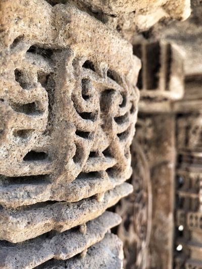 200 years ago ... Ahmedabad Ancient Architecture Tourist Attraction  Handcarved Incredible India