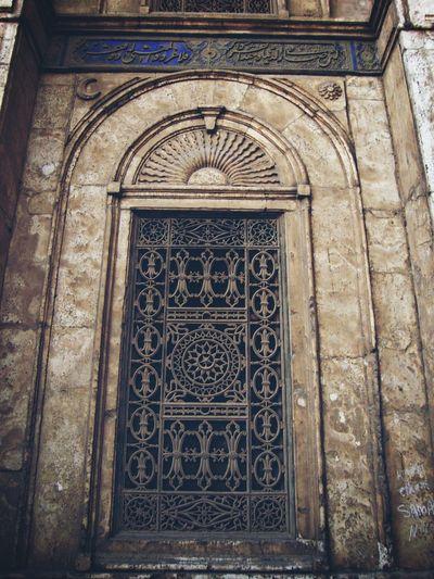 Hello World Check This Out Taking Photos Window Masjid مسجد_محمد_علي Mohamed Ali Mosque Salah_aldeen_castle القاهرة :) Cairo Egypt Cairo Egypt