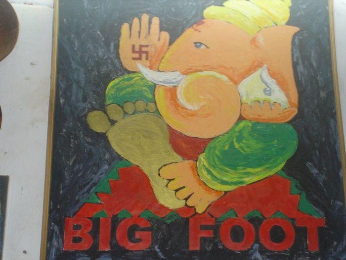 Art Bigfoot