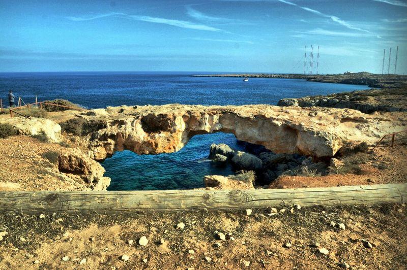 Ayianapa Greco Rocks Sea View