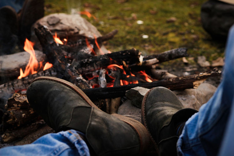 Adult Burning Close-up Day Flame Heat - Temperature Human Body Part Human Leg Low Section Men One Person Outdoors People Real People