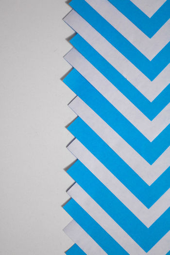 Arts And Crafts Background Backgrounds Blue Blue And White Creative Design In A Row Multi Colored Note Papers Paper Pattern Pattern Pieces Photography Repetition Shape Stationery Still Life Striped Studio Shot Texture Wallpaper White White Background White Color
