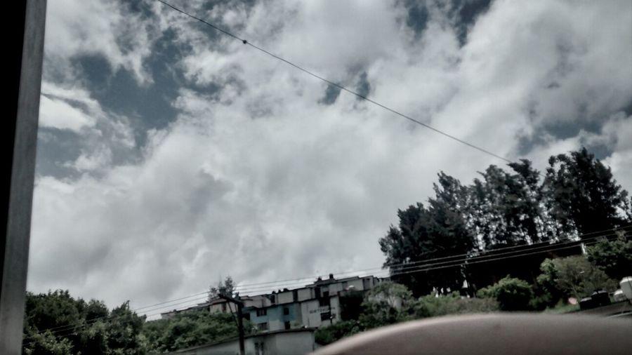 Xalapa De Enríquez Clouds Sky