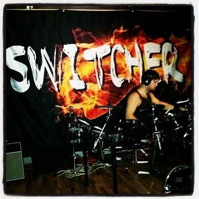Riggning och soundcheck med Switcher.. Live Switcher Bittens