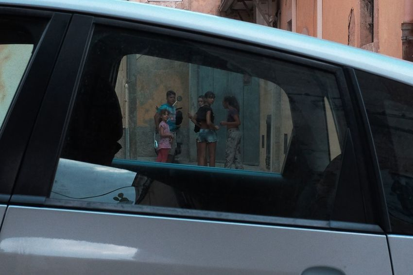 Car Noto Sicily Streetphotography