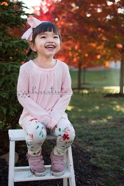 Child Girls Smiling One Girl Only Portrait Beauty Cute Childhood Outdoors Happiness Joy Fall Fall Colors
