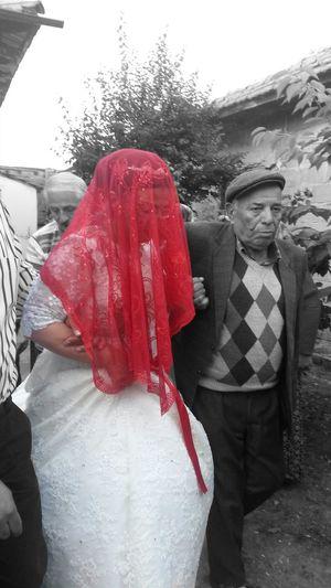 zordur kız vermek! Bride Gelin Color Splash Bnw