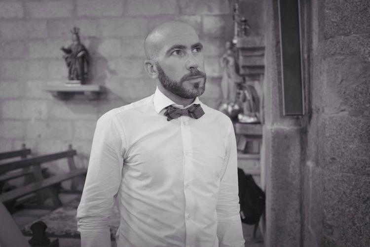 That's Me Blackandwhite Portrait Photographer JohnnyGarcía