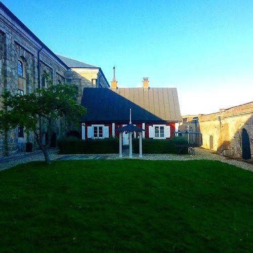 Aspö Drottningskärskastell Kastell Karlskrona stenaline memories ?